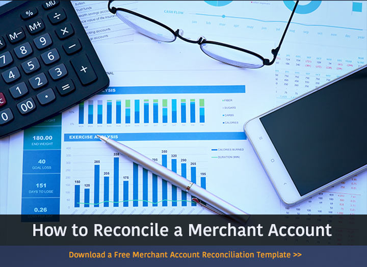 Merchant Accout Reconciliation